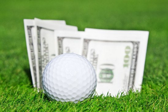 costs of golf