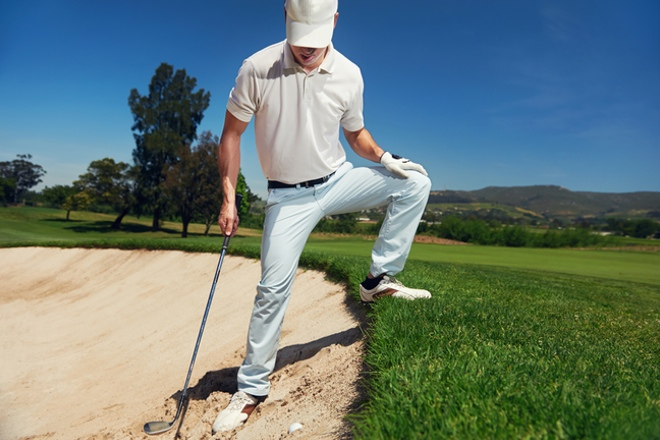 5-minute golf rule