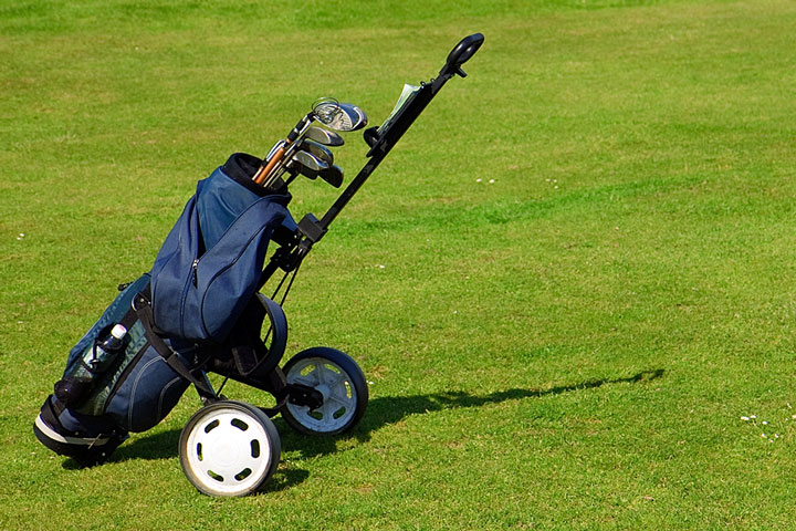 Equipment Needed To Play Golf