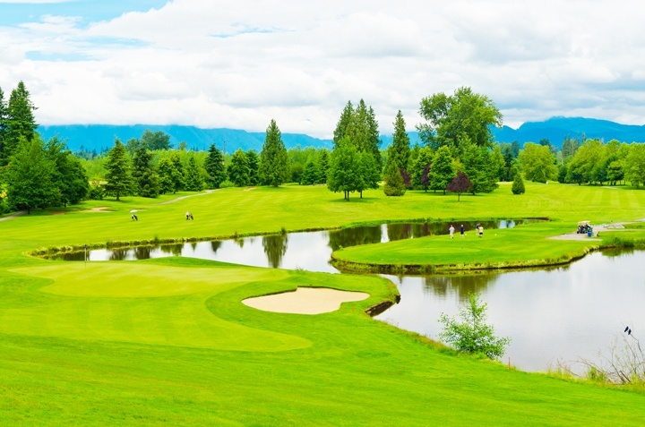 Private Golf Courses near me