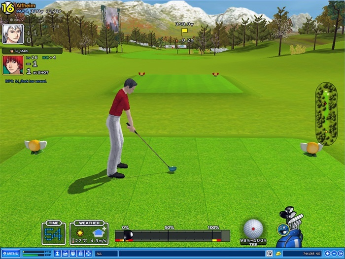 Golf games to play