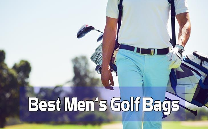 Best Men's Golf Bags 2017 Reviews