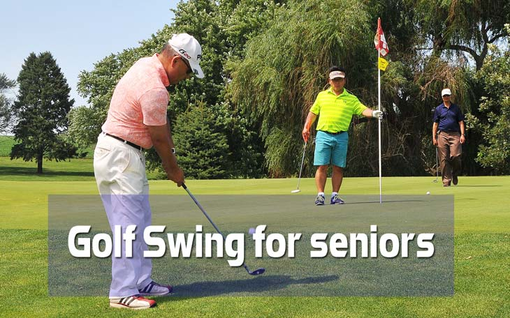 golf swing for seniors