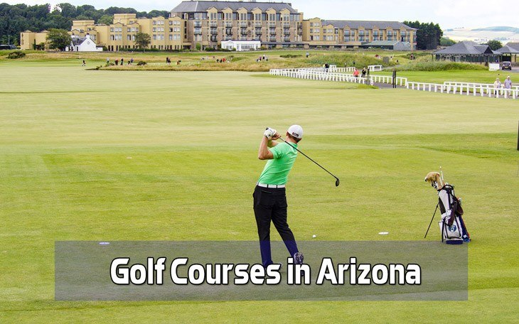 Top 10 Golf Courses in Arizona