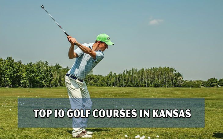 Top 10 best golf courses in Kansas