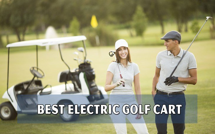 Best electric golf cart