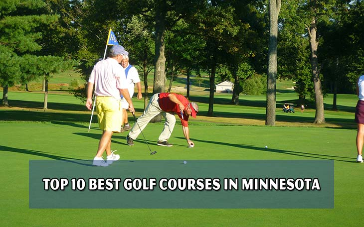 Top 10 best golf courses in Minnesota