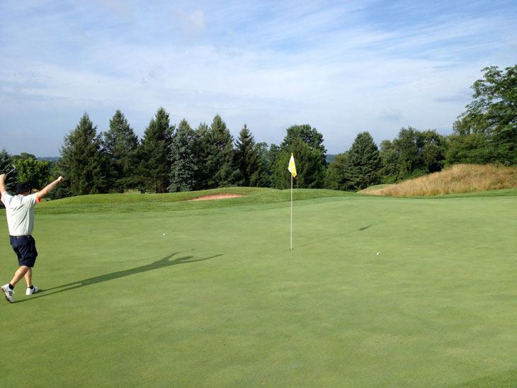 best golf courses in New Jersey