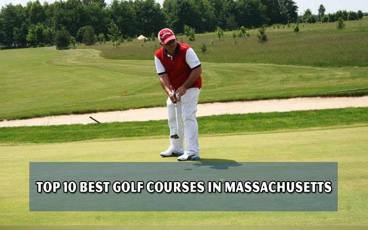 Top 10 best golf courses in Massachusetts