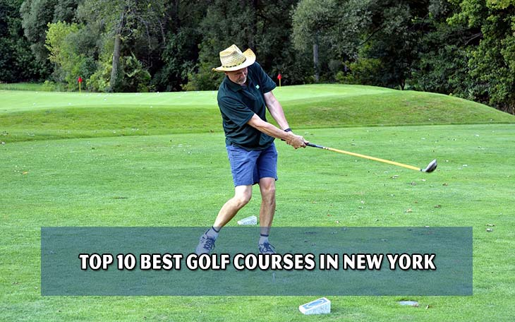 Top 10 best golf courses in New York