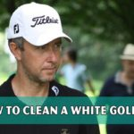 Golf Tips: How To Clean a White Golf Hat