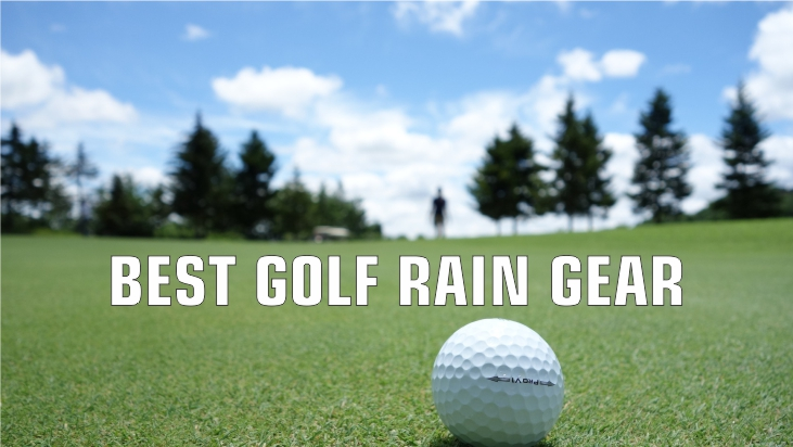 best golf rain gear