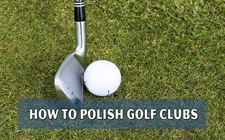 how to clean and polish golf clubs